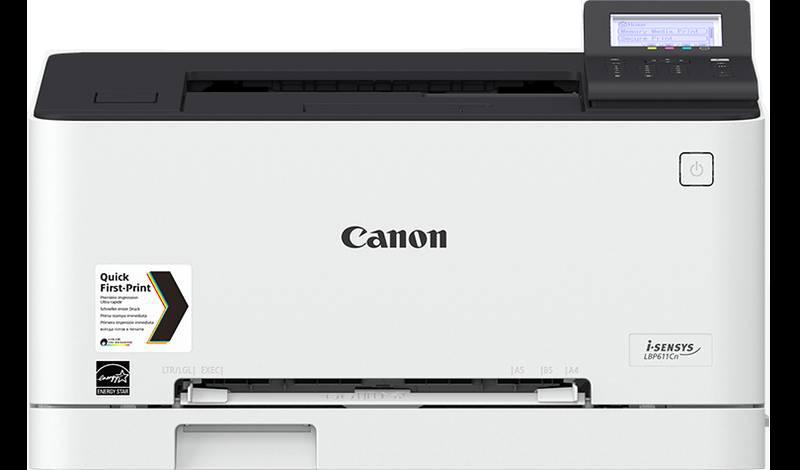 Canon LBP611cw Color Laser Printer